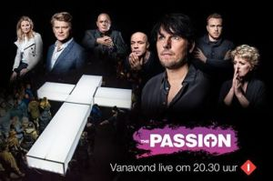 Promotional image from The Passion 2014. Source: Facebook